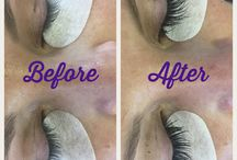 Semi permanent lashes at revive