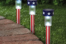 Fourth of July / All things that remind us of Patriotism and Fourth of July Parties!