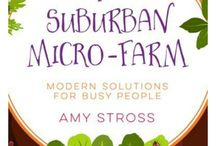 Gardening: Reading List / Gardening and Homesteading Books to read