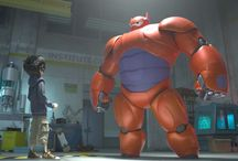 Big Hero 6 / The film hits theaters in 3D on November 7, 2014. #MeetBaymax / by Walt Disney Studios