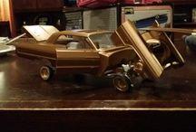 DeweyJames custom model cars / My hobby