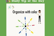 Study Tips / Daily study tips to help students make that A