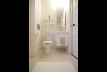 Bath room & powder room / by Susana T