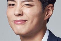 Park bo gum, Lee jong suk and Kim woo bin