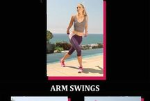 oefeningen voor mooie armen