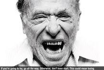 Bukowski / Charles, amo leerte