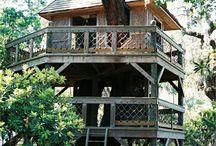 Cabane / petite maison
