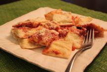 Homemade Pasta / Food storage recipes for homemade pasta.