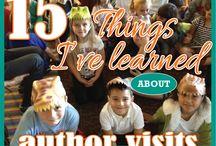 Writing: School Visits