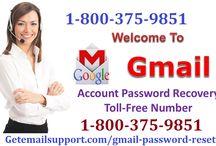Gmail Password Reset