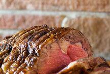 recepty - pork, meat food