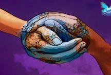 EL4DEV Le Papillon Source Méditerranée 1 - Elvere DELSART / Changeons ensemble le monde en commençant par changer ensemble l'espace méditerranéen à travers un projet multinational « Le Papillon Source Méditerranée » - Une initiative unique au monde et fortement positive qui amènera une dignité par la cohésion, la reconstruction collective et l'évolution positive des nations et des peuples de l'espace méditerranéen.