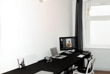 Die Räume der MÖBELHAUEREI / In der Kreativwerkstatt der MÖBELHAUEREI im Prenzlauer Berg entstehen Konzepte und erste Skizzen für Möbel und Innenräume. www.moebelhauerei.de