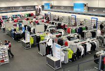 Retail Design Sports / Retail Fixtures | Retail Shelving | Retail Display | Commercial Equipment |  Sports Fashion Stores | Sports Equipment Stores | Retail Design | Fixture Design | Design & Manufacture by the worlds leading shop equipment and solutions provider | HMY Group, your global shopfitting partner