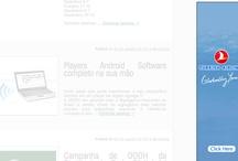 Marketing Digital / Desenvolvimento e promoção de banners em páginas de websites.