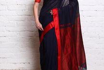 Casual saris !!