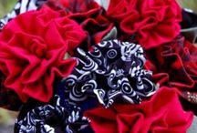 Flowers, Bows, Etc. / by Heather-Lynn O'Mara