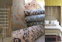 Fabrics, Wallpaper, Grasscloth and More: Sophia Shibles Interior Design / stylish yet timeless fabrics and wall coverings that I have used or want to use some day soon......