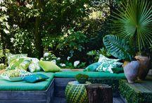 Jardin terrasse veranda