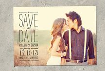 Invites / Save the dates & invitations
