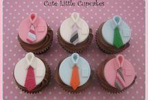 Cupcakes - tie