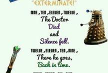 nikdy som si nemyslela že to zájde tak ďaleko ale The Doctor :-D