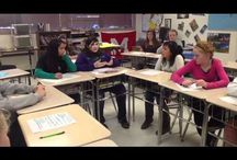 Classroom-Socratic Seminar and Student Discussion