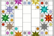 star and applique quilts