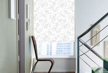 Outstanding White Blinds / Royal renovation with white blinds by Blinds4UK