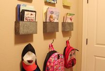 Ready for School ! / Organization tips for teachers, students, and parents.