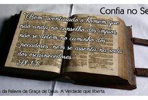 Salmos / Sobre o amor de Deus.