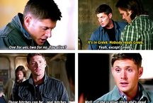 SPN humor and... everything (+tumblr)