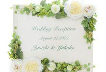 ナチュラルがテーマの結婚式におすすめのウェディングアイテム【シェリーマリエ】 / ガーデンウエーディングや、森の中での結婚式を叶えるなら、まずはアイテムを揃えましょう!