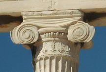 Grieken, architectuur, Lonisch