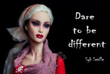 Sybarite dolls