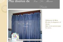 Habitación de Bebé / El color, la elegancia y el diseño que vos te merecés para los tuyos... https://www.facebook.com/vero.dimascio