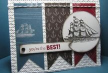 Stampin'up & other paper crafts cards