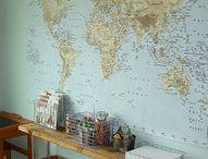Map love / by Marney Elizebeth