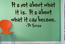Life's Advise - Dr Seuss