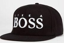 BO$$ Headwear / O