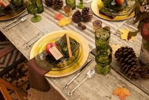 Fun Tablescapes / by Celia Rachel
