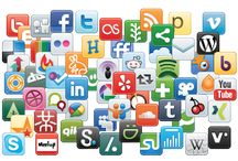 Social Media Syndication / Managing social profiles through content syndication.
