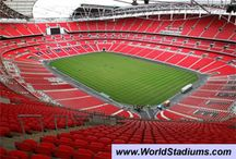 Great sporting venues in the world / Amazing sports arena's from around the globe, that we have been lucky enough to watch sport in.