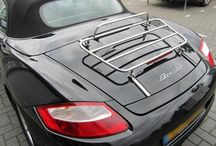 Luggage Racks / Luggage solution for you sports car