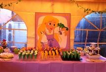 Fiesta no.6 Rapunzel / by Karito