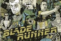 Bladerunner Alternative Posters / Not many movies deserve such a variety.