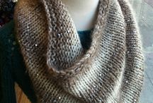 Simple cowl / Knitting