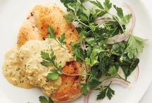 Recipes Chicken and Pork / Chicken and pork .... The healthier choice