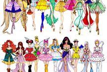Disney / Forever Disney ❤️