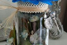 Moon Cottage Crafts / Beautiful handmade gifts from Moon Cottage  Crafts. Vintage and whimsical.  https://m.facebook.com/Mooncottagecrafts/